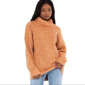 Free People Leo Tunic Sweater NWT
